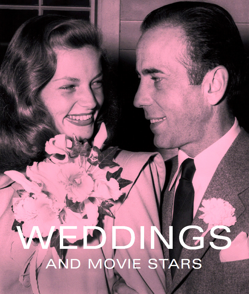 Cover of the book, Weddings and Movie Stars